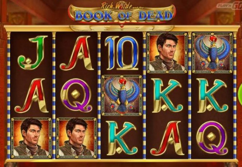book of dead jocuri de pacanele gratis