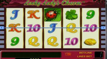 Lucky Ladys Charm slot gratis