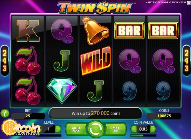 joc pacanele Twin Spin